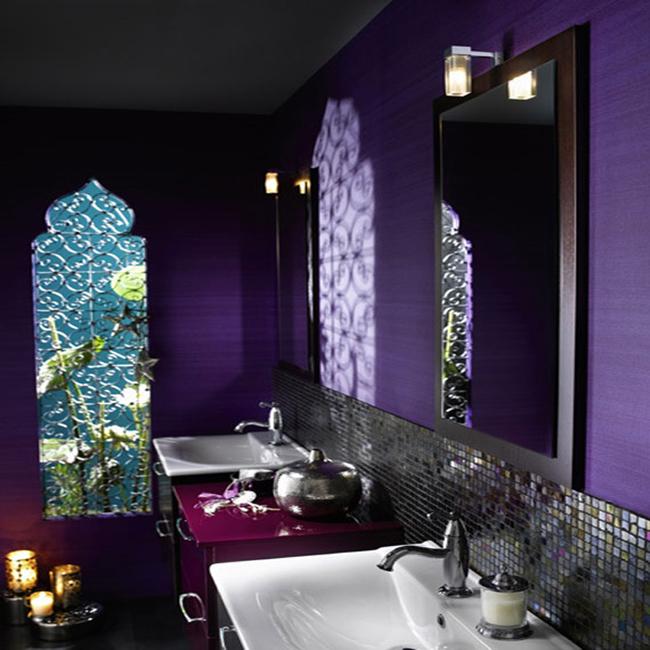 Галерея ванных комнат