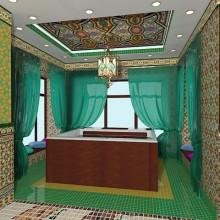 комната с джакузи