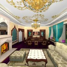 восточная гостиная